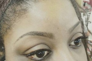 Photo #1: Individual Lashes Only $18 more by Dretta