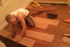 Photo #3: Need flooring or other work on your home? Call B & K Home Improvement!