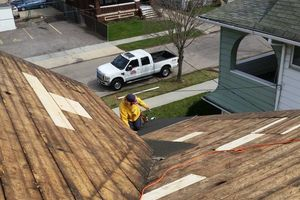 Photo #6: Roofing Repairs/–ˆ Tuckpointing - Flashing
