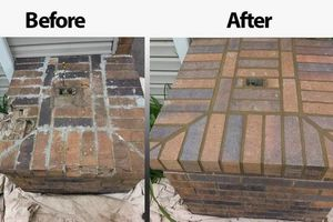 Photo #5: Roofing Repairs/–ˆ Tuckpointing - Flashing