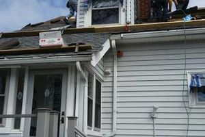 Photo #2: Roofing Repairs/–ˆ Tuckpointing - Flashing