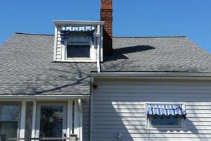Photo #1: Roofing Repairs/–ˆ Tuckpointing - Flashing