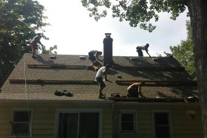 Photo #1: On Top Roofing, INC - Roofing - Gutters - Chimney