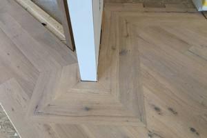 Photo #4: Installing floors - hardwood, engineer, and laminate