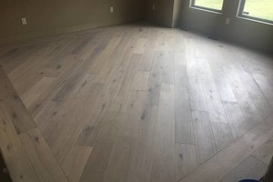Photo #3: Installing floors - hardwood, engineer, and laminate