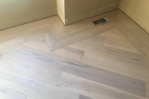 Photo #2: Installing floors - hardwood, engineer, and laminate