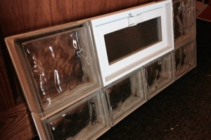 Photo #4: Glassblock Installations, windows and glass block, starting at $75