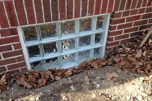 Photo #1: Glassblock Installations, windows and glass block, starting at $75