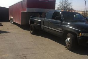 Photo #1: 38 foot trailer to help you move anything
