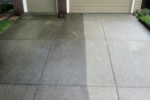 Photo #3: UnderPressurePro - Residential & Commercial  Power Washing/ House Washing