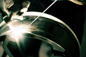 Photo #3: Wheel repair. Bent or cracked rim