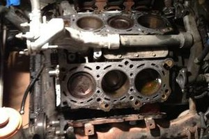Photo #1: Mike's automotive - head-gaskets, brakes, brake lines, clutches
