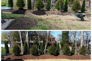Photo #6: E-Z Landscaping! We are the spring clean-up pros!