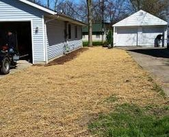 Photo #3: E-Z Landscaping! We are the spring clean-up pros!
