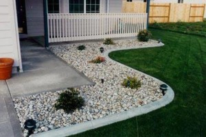 Photo #2: E-Z Landscaping! We are the spring clean-up pros!