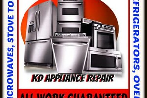 Photo #1: KD Appliance Repair- Big or Small Appliances!!