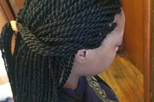Photo #24: Kerturah African hair braiding, sew ins,quick weaves, lashes n more!