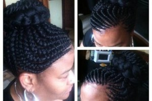Photo #18: Kerturah African hair braiding, sew ins,quick weaves, lashes n more!