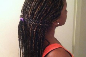 Photo #16: Kerturah African hair braiding, sew ins,quick weaves, lashes n more!