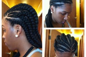 Photo #15: Kerturah African hair braiding, sew ins,quick weaves, lashes n more!