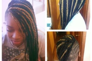Photo #10: Kerturah African hair braiding, sew ins,quick weaves, lashes n more!