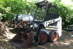 Photo #2: Bobcat Skid Steer For Hire - moving dirt, concrete, asphalt, wood