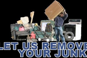 Photo #1: Marvin's Junk Disappear Trash and Junk Removal