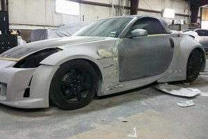 Photo #4: Allstar Autosalon Most deductable are waived Body Shop, Paint