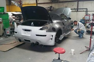 Photo #6: Allstar Autosalon Most deductable are waived Body Shop, Paint