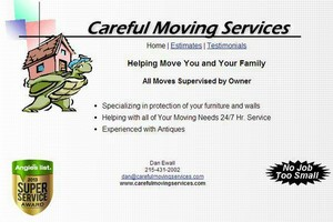 Photo #1: Careful Moving Services