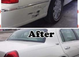 Photo #3: Cheap reliable auto body repairs