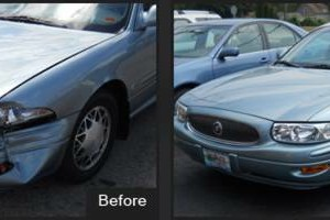 Photo #1: Cheap reliable auto body repairs
