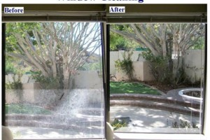 Photo #1: CLEAR VIEW WINDOW CLEANING - INSIDE & OUTSIDE!