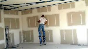 Photo #4: DRYWALL/TAPE/TEXTURE/METAL STUD. SENIOR AND VETS DISCOUNT!