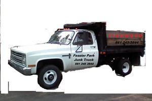 Photo #5: 50% off Frazier Park Junk Truck & Recycling Service