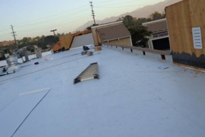 Photo #1: DIAZ COMMERCIAL ROOFING COMPANY