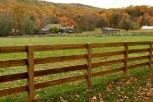 Photo #9: ALL SEASON FENCING - building and Installationby Seth