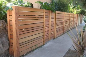 Photo #7: ALL SEASON FENCING - building and Installationby Seth
