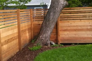 Photo #6: ALL SEASON FENCING - building and Installationby Seth