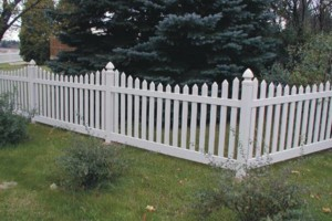 Photo #5: ALL SEASON FENCING - building and Installationby Seth