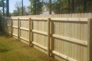 Photo #4: ALL SEASON FENCING - building and Installationby Seth