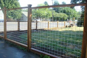 Photo #1: ALL SEASON FENCING - building and Installationby Seth