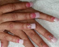Photo #2: Daisy's Nails - Pedicures/Manicures