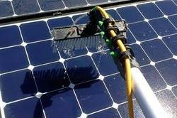 Photo #3: Solar Panel Cleaning / Lawn Care / Window Cleaning