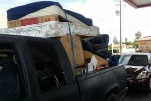 Photo #1: TRASH HAULING SERVICES - YARD WASTE, CARPET, CONCRETE