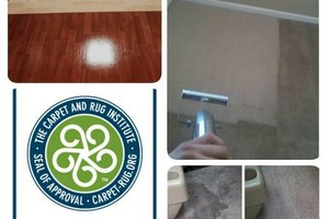 Photo #1: Immaculate Shine Cleaning Services - Carpet steam cleaning, tile & grout, upholstery cleaning