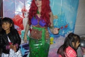 Photo #7: Rosedale Entertainment. Mermaid Princess available for birthday parties