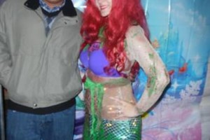 Photo #6: Rosedale Entertainment. Mermaid Princess available for birthday parties
