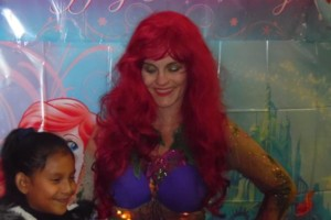 Photo #4: Rosedale Entertainment. Mermaid Princess available for birthday parties