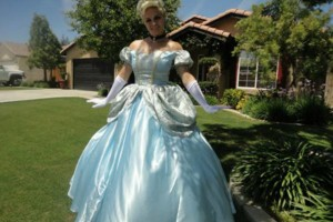 Photo #2: Rosedale Entertainment. Mermaid Princess available for birthday parties